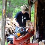 wood,splitting,winter,husband,family,wood splitter