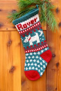 Pet Christmas Stocking Yarn Packs