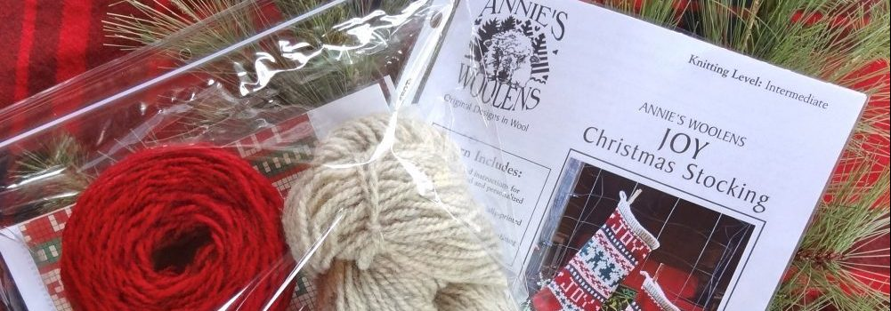 Christmas Stocking Kits & Patterns - Annie's Woolens